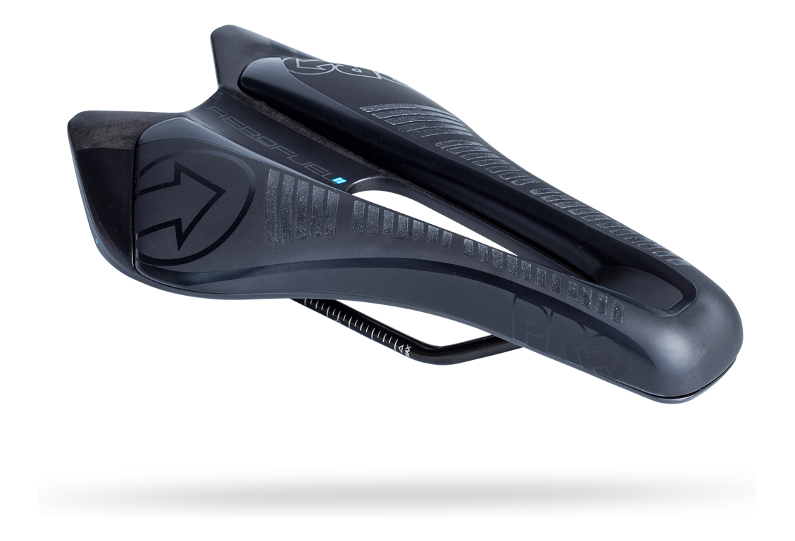 PRO AEROFUEL CARBON BLACK SADDLE