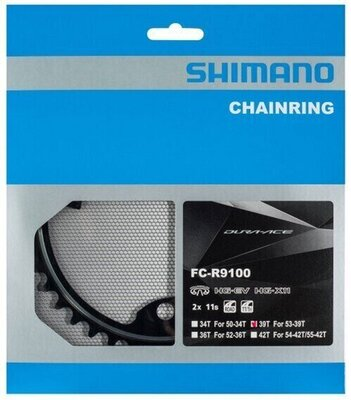 Shimano Dura Ace Chainring 39T for FC R9100