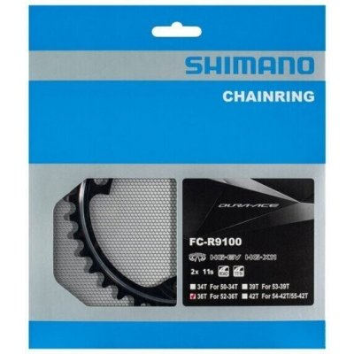 Shimano Dura Ace Chainring 34T for FC R9100