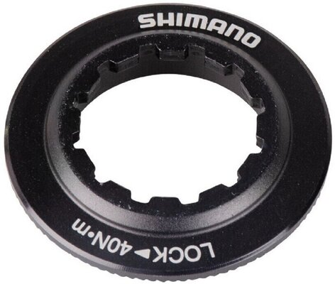 Shimano Deore XT BR-M8000 Lock Ring and Washer SM-RT81