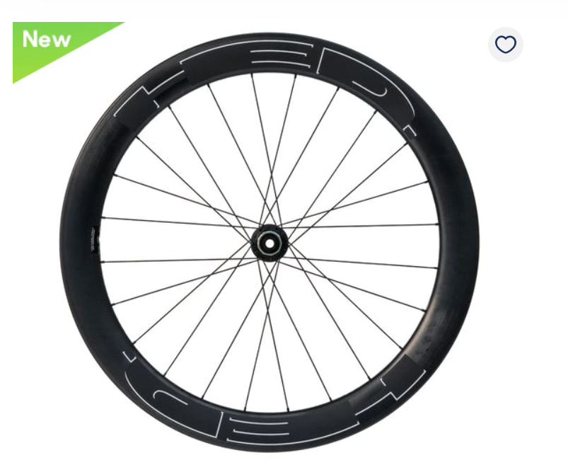 HED Vanquish RC6 Performance Wheelset